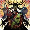 Mark Mothersbaugh - Marvel's Thor: Ragnarok (토르: 라그나로크)(O.S.T.)(Gatefold)(180G)(Neon Swirl 2LP)