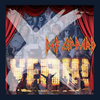 Def Leppard (데프 레퍼드) - Vinyl Collection Volume Three [9LP]