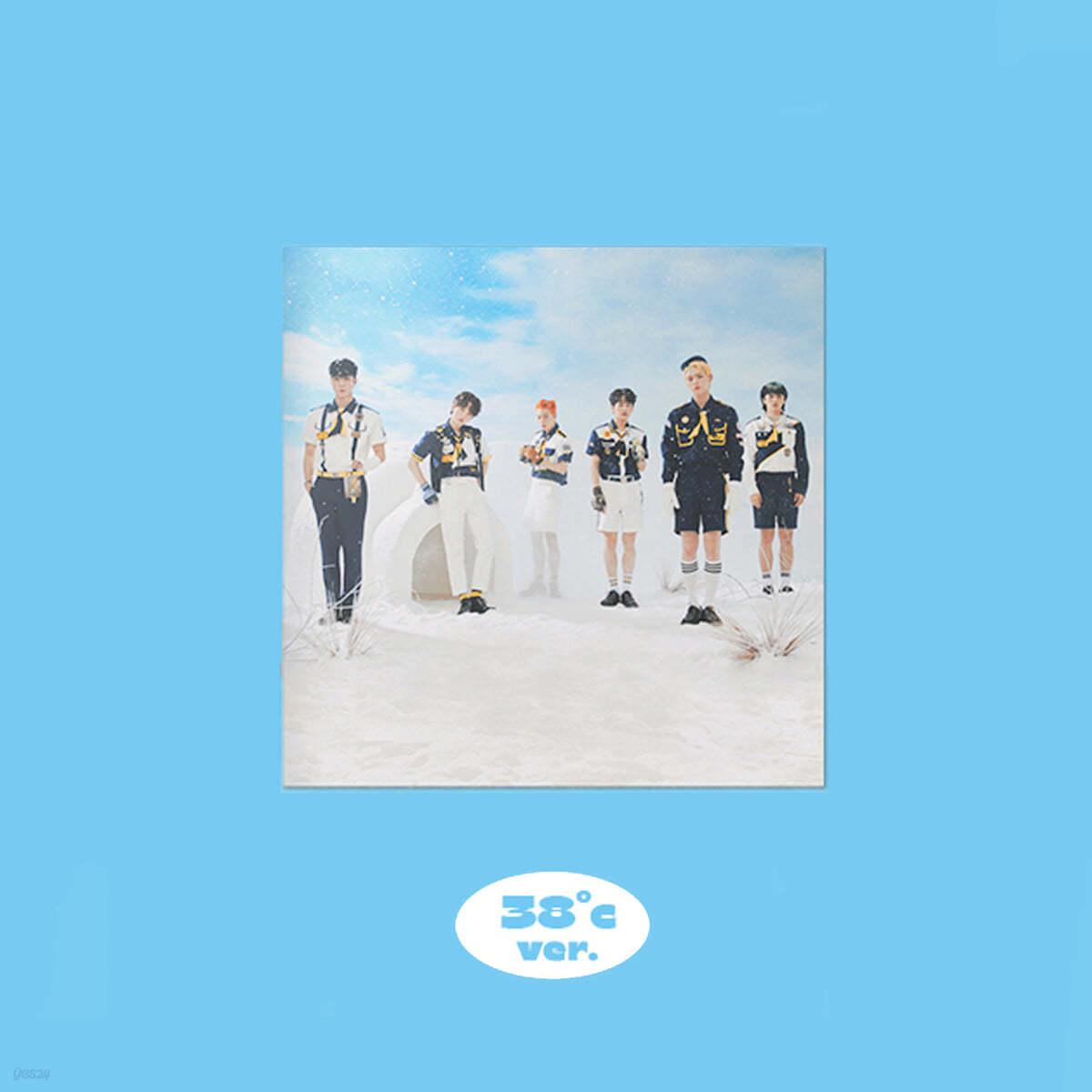 온앤오프 (ONF) - 미니앨범 : POPPING [38℃ ver.]