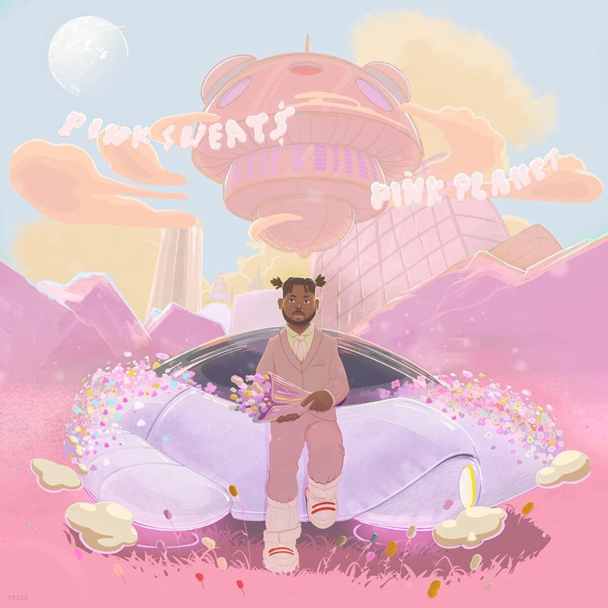 Pink Sweat$ (Pink SweatS 핑크 스웨츠) - PINK PLANET [LP]