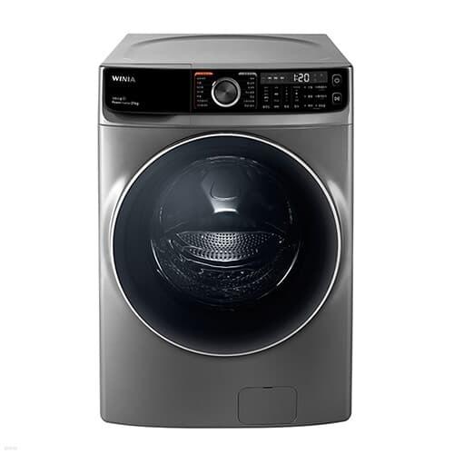 [위니아]살균공기방울드럼세탁기 21kg WWD21GED 본사직배