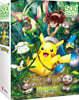 포켓몬스터 직소 퍼즐 500 : 정글의 아이, 코코