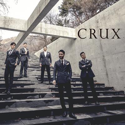 CRUX (크룩스) - 1집 CRUX Vol.1