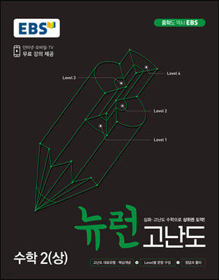 EBS 중학 뉴런 고난도 수학 2(상) (2021년)