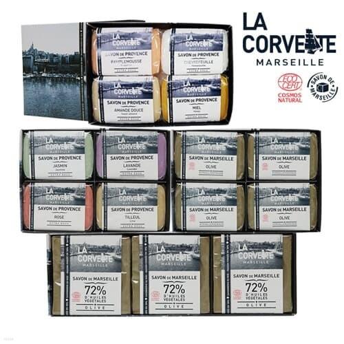 마르세유 올리브 천연비누 200gx3+100gx4+P100gx8