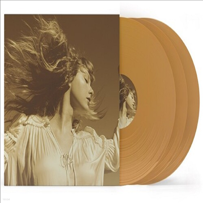 Taylor Swift - Fearless (Taylor's Version) (Ltd)(Colored 3LP)