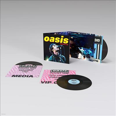 Oasis - Knebworth 1996 (3LP)