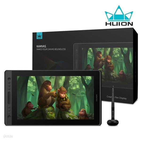 [휴이온] 정품 HUION Kamvas Pro 16 Premium 액정 타블렛