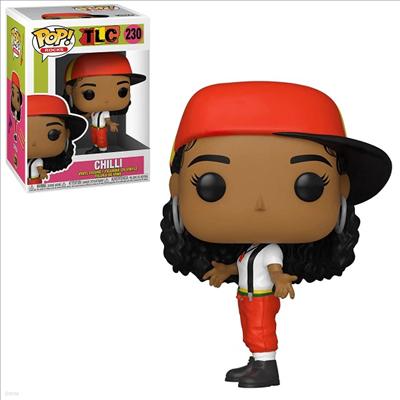Funko - (펀코)Funko Pop! Rocks: TLC- Chilli (티엘씨)