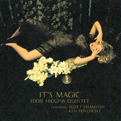 Eddie Higgins Quintet (에디 히긴스 퀸텟) - It's Magic [LP]