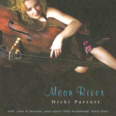 Nicki Parrott (니키 패롯) - Moon River [LP]