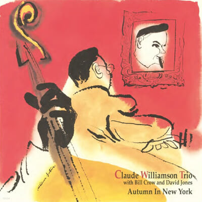 Claude Williamson Trio (클라우드 윌리암슨 트리오) - Autumn In New York [LP]