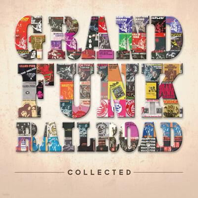 Grand Funk Railroad (그랜드 펑크 레일로드) - Collected [2LP]