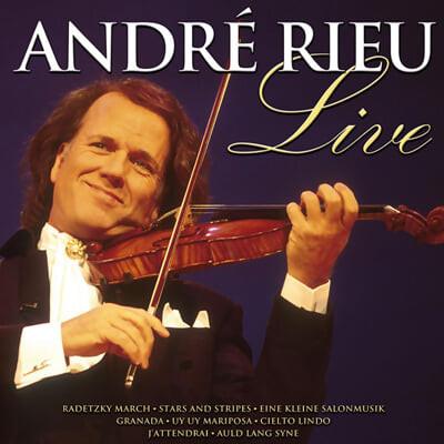 앙드레 류: 1995년 라이브 앨범 (Andre Rieu: Live) [골드 컬러 LP]