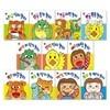 뽀뽀곰 아기놀이책 1-11번 시리즈 (전11권)