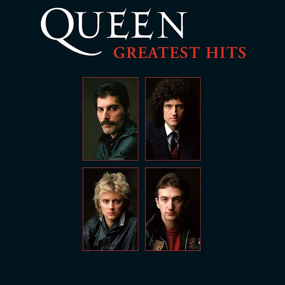 Queen (퀸) - 베스트 앨범 Greatest Hits