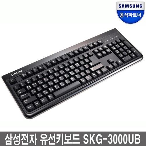 삼성전자 SKG-3000UB USB키보드