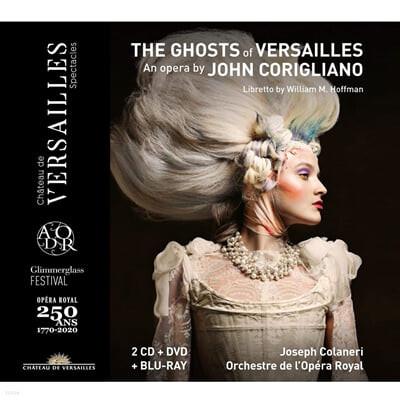 Joseph Colaneri 존 코릴리아노: 베르사유의 유령 (John Corigliano: The Ghosts of Versailles)