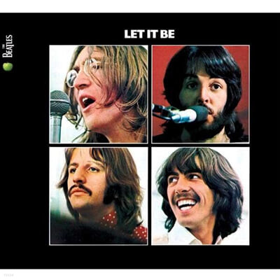 The Beatles (비틀즈) - Let it be [Special Edition] (Super Deluxe) [4LP+EP]