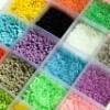 비즈 반지 마스크줄 DIY 만들기 키트 세트 24color
