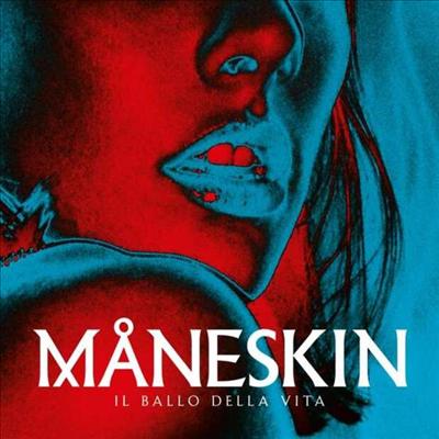 Maneskin - Il Ballo Della Vita (Gatefold)(Clear Blue LP)
