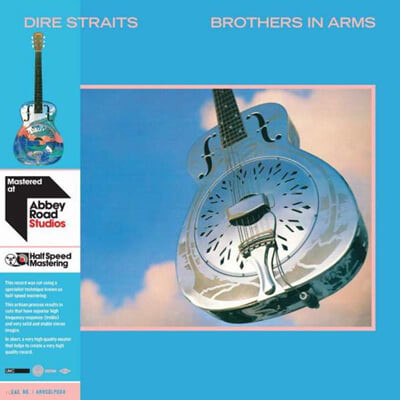 Dire Straits (다이어 스트레이츠) - Brothers In Arms [2LP]