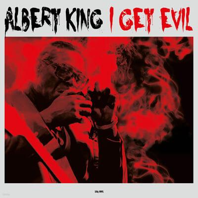 Albert King (알버트 킹) - I Get Evil [LP]