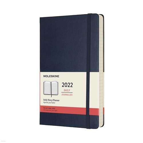 [메모지GIFT+10%할인][몰스킨] 2022년 데일리 다...