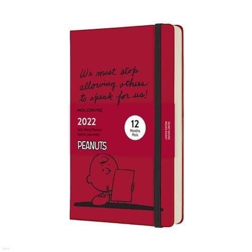 [메모지GIFT+10%할인][몰스킨] 2022년 피넛 데일...