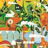 Kazumi Tateishi Trio (카즈미 타테이시 트리오) - GHIBLI meets JAZZ ~ Beautiful Songs ~ [LP]