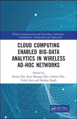 Cloud Computing Enabled Big-Data Analytics in Wireless Ad-Hoc Networks
