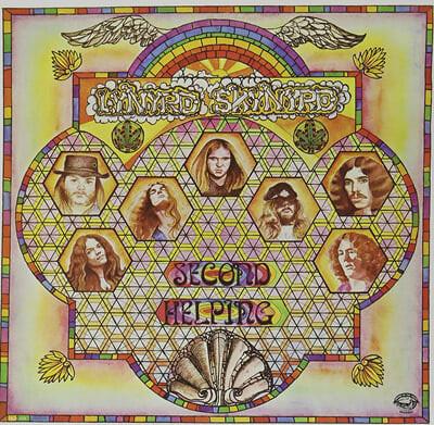 Lynyrd Skynyrd (레너드 스키너드) - Second Helping [LP]