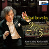 Ken-ichiro Kobayashi 차이코프스키: 교향곡 2, 5번 (Tchaikovsky: Symphonies Op.17, Op.64)