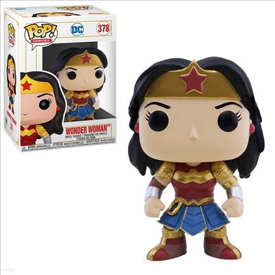 Funko - (펀코)Funko Pop! Heroes: Imperial Palace- Wonder Woman (원더우먼)