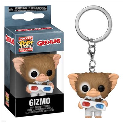 Funko - (펀코)Funko Pop! Keychain: Gremlins-Gizmo With 3d Glasses (그렘린)