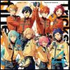 "Various Artists - Trickstar X Fine ""Crossing X Heart"" Ensemble Stars!! Fusion Unit Series 04 (CD)"