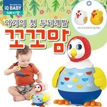 블루래빗 IQ BABY 아기와 놀아주는 꼬꼬맘