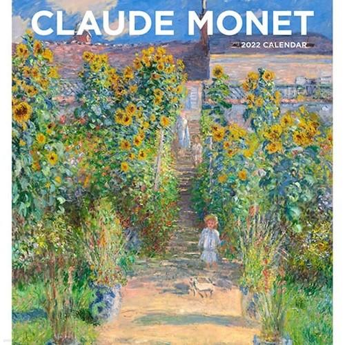 2022 캘린더 Claude Monet