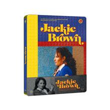 재키 브라운 (1Disc, 스틸북 쿼터슬립 한정판) : 블루레이