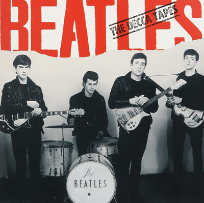 The Beatles (비틀즈) - The Decca Tapes [투명 컬러 LP]