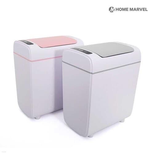 홈마블 자동 센서 쓰레기통 인테리어휴지통 10L SMT10