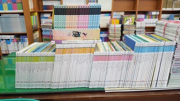 행복한 책방(본책100권)/대교행복한 책방,마음나래,생각나래,나와가족이웃/건강,사회,표현,정서,탐구