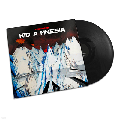 Radiohead - Kid A Mnesia (21th Anniversary Edition)(Half-Speed Mastered)(Gatefold 3LP)