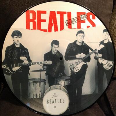The Beatles (비틀즈) - The Decca Tapes [픽쳐디스크 LP]