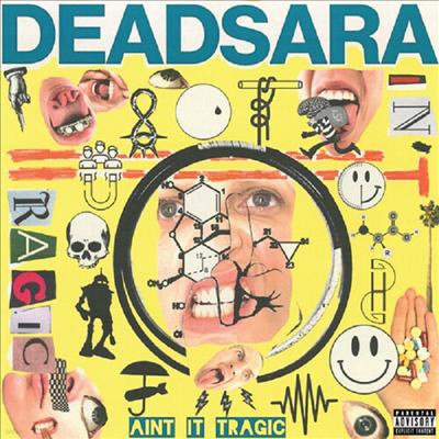 Dead Sara - Ain't It Tragic (CD-R)