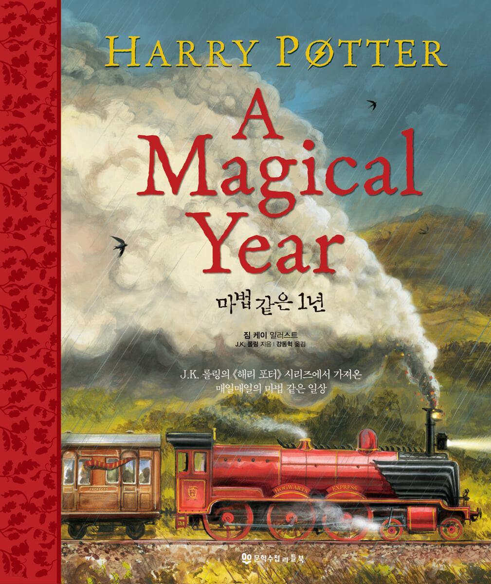 해리 포터 : 마법 같은 1년