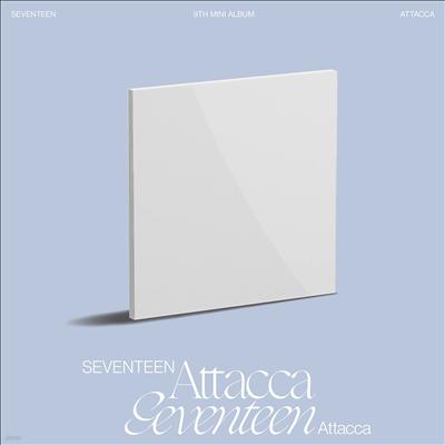 세븐틴 (Seventeen) - Attacca (9th Mini Album) (Op. 1)(CD)