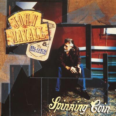 John Mayall & The Bluesbreakers (존 메이올 & 더 블루스 브레이커스) - Spinning Coin [LP]