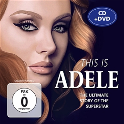 Adele - This Is Adele / Unauthorized (CD+DVD)