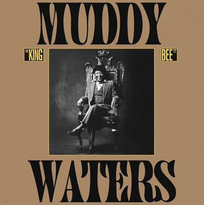 Muddy Waters (머디 워터스) - 14집 King Bee [블루 컬러 LP]
